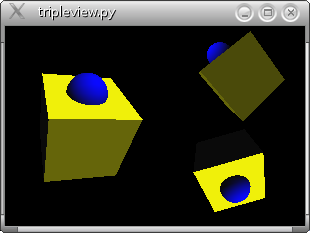 tripleview example